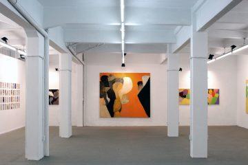 Formas e Cores. Galeria Virgilio, 2004. São Paulo